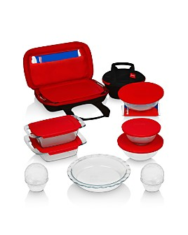 Pyrex - 21-Piece Bake, Prep & Portable Set