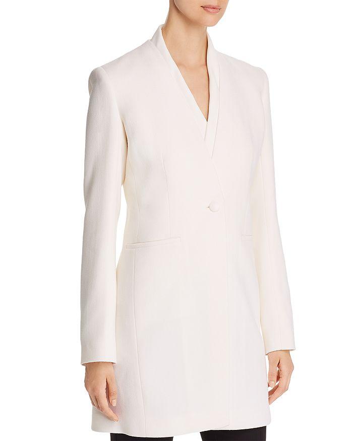 Lafayette 148 New York - Maren Collarless Coat
