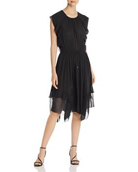 Go by Go Silk - Handkerchief-Hem Dress