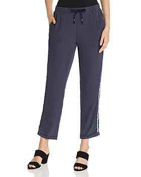Go by Go Silk - Side-Stripe Cropped Pants
