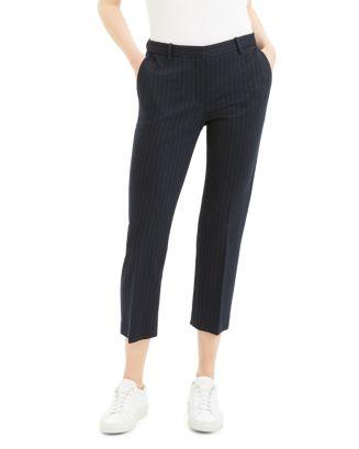 tonal-stripe-cropped-pants by theory