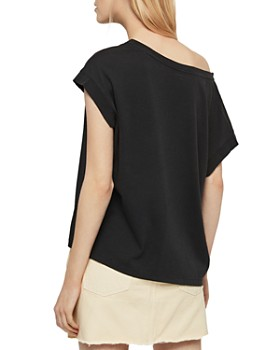 ALLSAINTS - Feather Pina Tee