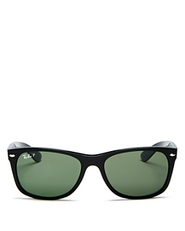 Ray-Ban - Unisex Polarized Square Sunglasses, 58mm