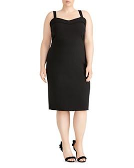 Rachel Roy Plus - Kendall Scuba Crêpe Dress