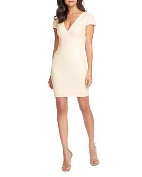 Dress the Population - Zoe Sequin Cocktail Dress