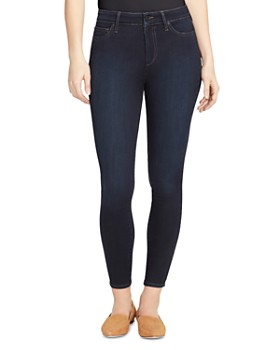 Ella Moss - High-Rise Skinny Jeans in Siren