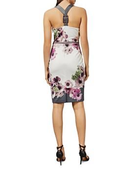 Ted Baker - Nanina Neopolitan-Print Dress