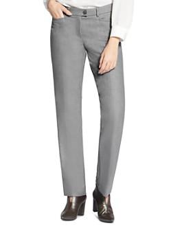 BASLER - Straight-Leg Pants