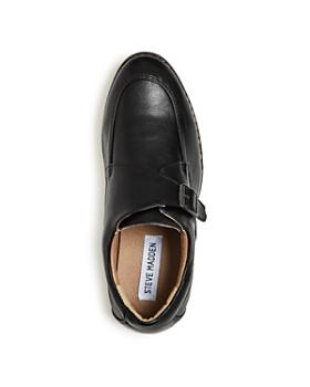 STEVE MADDEN - Boys' Bclub Leather Loafers - Little Kid, Big Kid