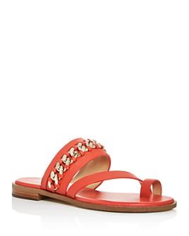 MICHAEL Michael Kors - Women's Bergen Slide Sandals
