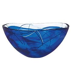 "Kosta Boda - ""Contrast"" Bowl, Large"