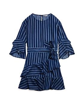 Habitual Kids - Girls' Serena Striped Dress - Big Kid