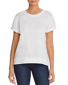 Eileen Fisher - Drop-Shoulder Top