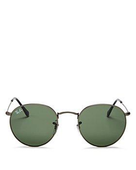 Ray-Ban - Unisex Icons Round Sunglasses