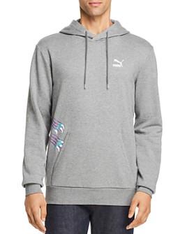 PUMA - Claw Pack Graphic Hooded Sweatshirt