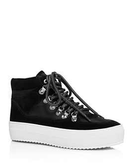 AQUA - Women's Bash High-Top Platform Sneakers - 100% Exclusive