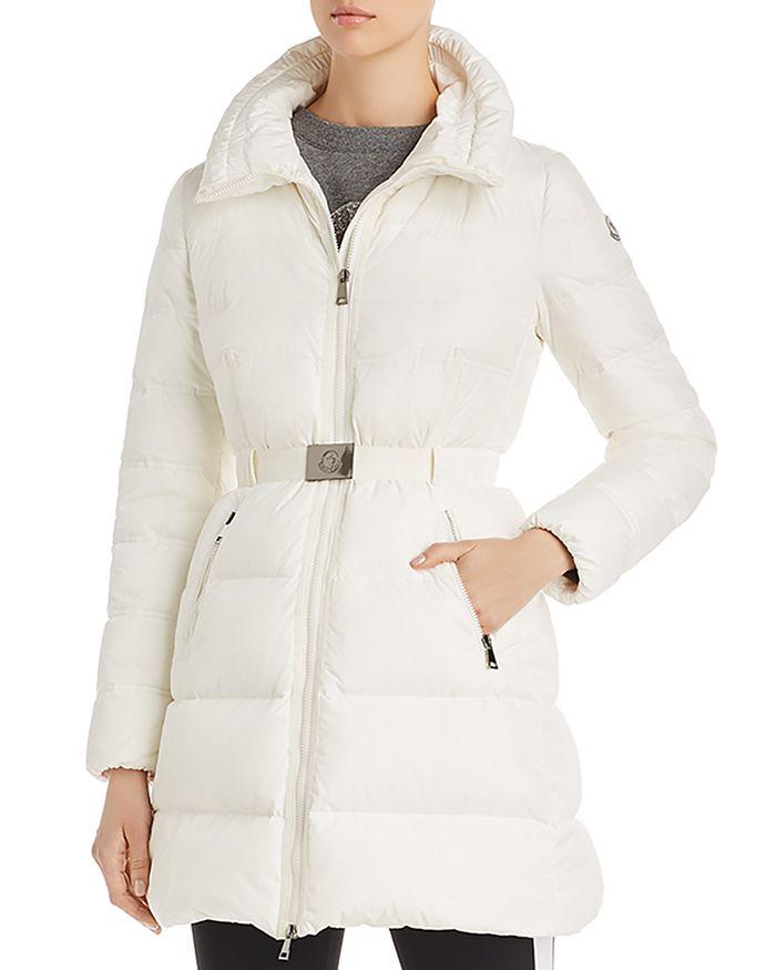 Moncler - Accenteur Belted Down Coat