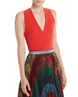 Alice and Olivia - Alita Cropped Top