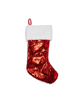 Bloomingdale's - Sequin Stocking - 100% Exclusive