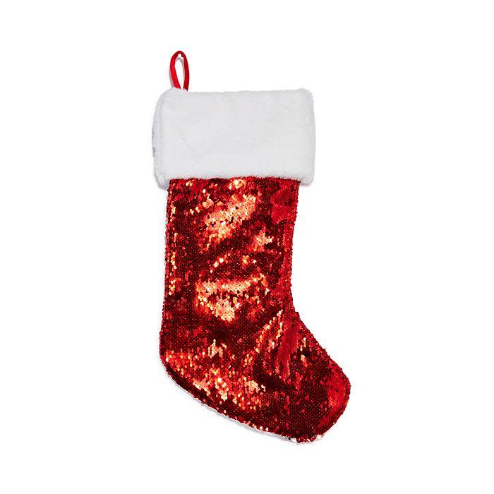 Bloomingdale's - Sequin Stocking - 100% Exclusive