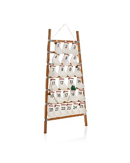 Bloomingdale's - Stocking Advent Calendar Ladder - 100% Exclusive
