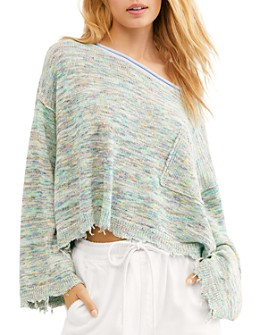 Free People - Prism Space-Dye Sweater