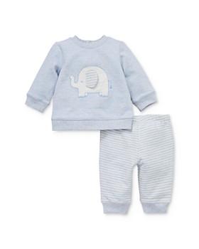 Little Me - Boys' Elephant Sweatshirt & Pants Set - Baby