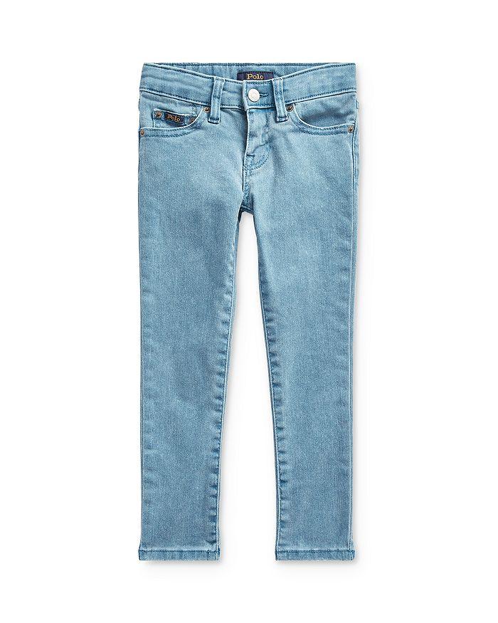 Ralph Lauren - Girls' Tompkins Skinny-Fit Jeans - Little Kid