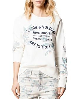 Zadig & Voltaire - Upper Broade Sweatshirt
