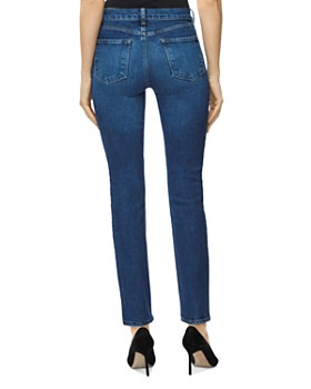 J Brand - Ruby High Rise Cigarette Jeans in Romance
