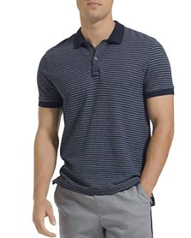 ATM Anthony Thomas Melillo - Striped Piqué Slim Fit Polo Shirt