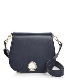 ffdbd0fde kate spade new york - Suzy Large Color-Block Saddle Bag ...