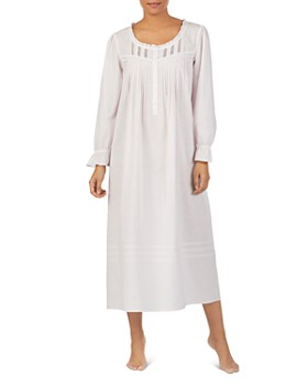 Eileen West - Pintucked Cotton Ballet Nightgown