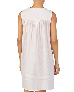 Eileen West - Pintucked Cotton Chemise