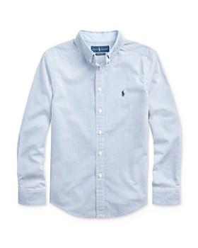 Button Downsize Shirtsamp; Big Boys' 20Bloomingdale's Dress 8 Yb6gIf7myv