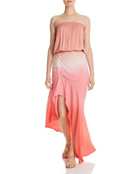 Young Fabulous & Broke - Dreamboat Ombré Strapless Dress