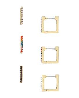 BAUBLEBAR - Taine Geometric Earrings