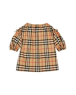 Burberry - Girls' Alenka Vintage Check Dress - Baby