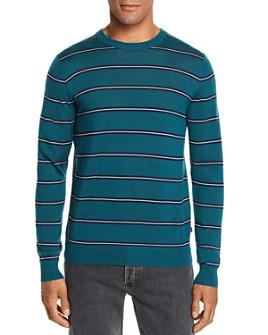 Michael Kors - Striped Crewneck Sweater