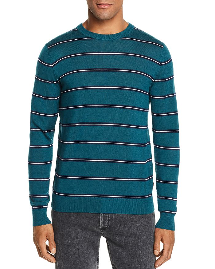 Michael Kors - Striped Crewneck Sweater