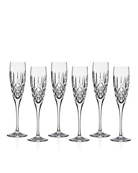 Waterford - Araglin Encore Flutes, Set of 6 - 100% Exclusive