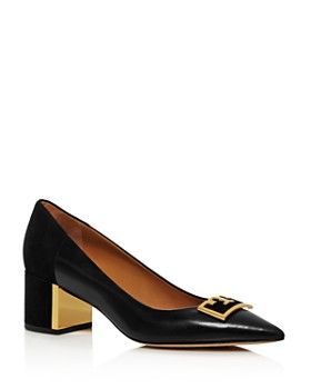 Tory Burch - Women's Gigi Block Heel Pumps