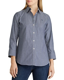 Ralph Lauren - Striped Button-Down Shirt