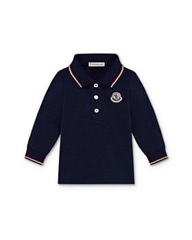 Moncler - Boys' Contrast-Stripe Polo Shirt - Baby, Little Kid