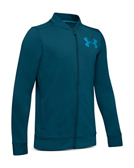 Under Armour - Boys' Pennant Zip-Up Jacket - Big Kid
