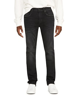 Hudson - Blake Straight Slim Jeans in Expansion