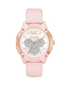 Michael Kors - Ryder Silicone Strap Watch, 44mm