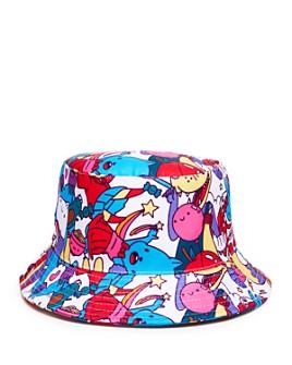 August Hat Company - x Jasper Wong Bucket Hat - 100% Exclusive