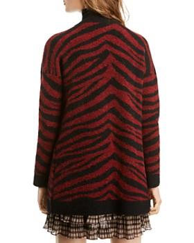 LINI - Layla Zebra-Stripe Cardigan - 100% Exclusive
