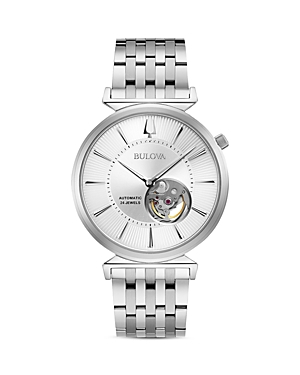 Regatta Slim Silver-Tone Watch